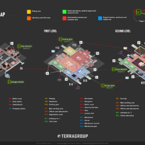 Labs Map