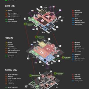 Escape From Tarkov The Lab Map